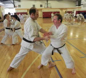 Joel karate 2014 Spring in the South North Carolina